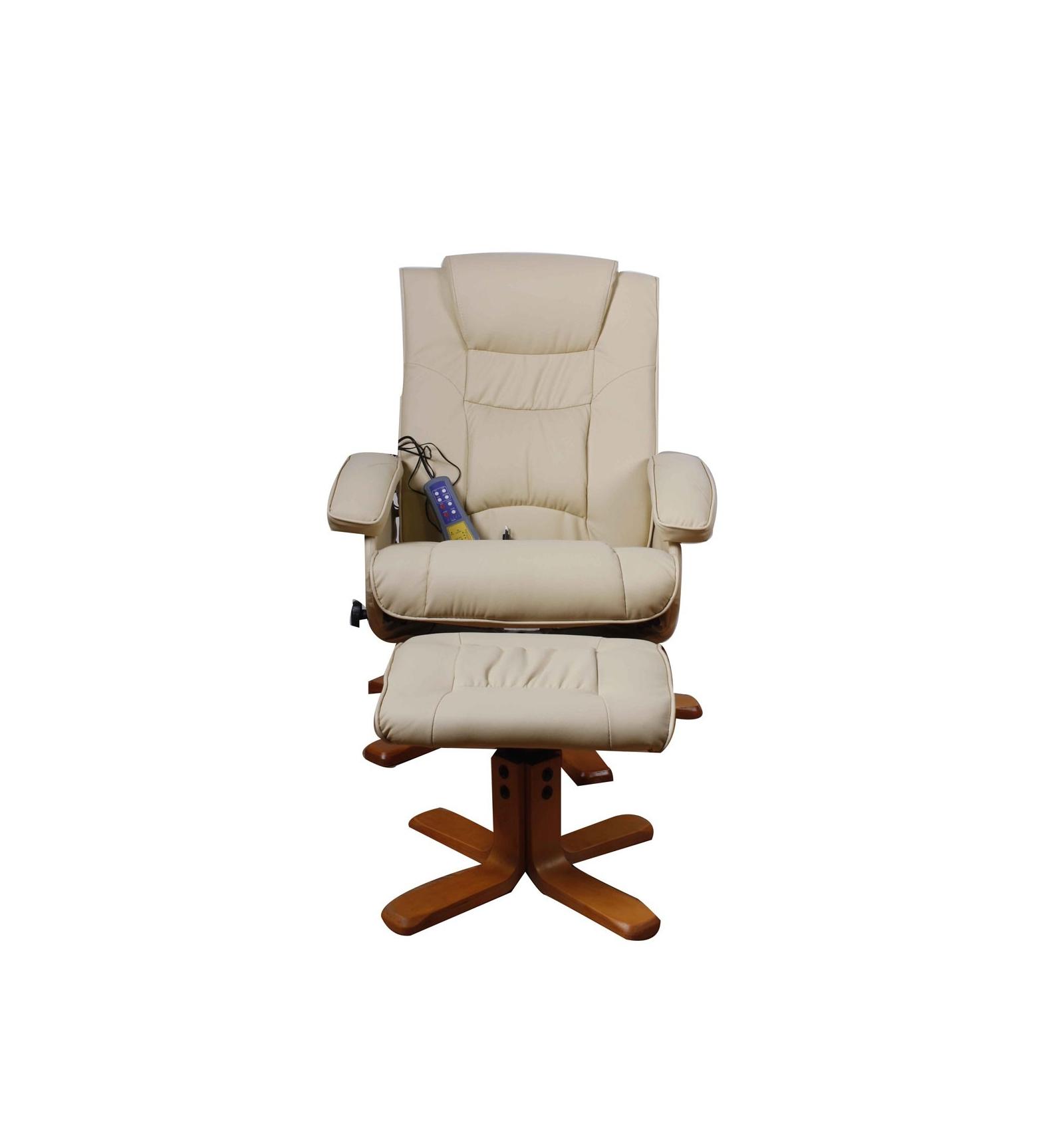 Sessel Mit Massagefunktion : massagesessel mit hocker relaxsessel ~ Buech-reservation.com Haus und Dekorationen