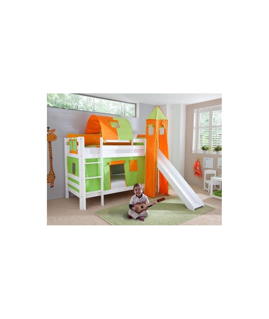 stockbett aus holz. Black Bedroom Furniture Sets. Home Design Ideas