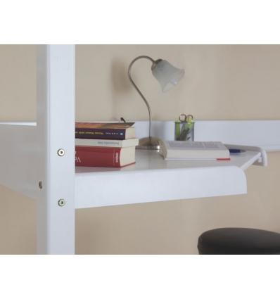 Schreibtisch Hochbett