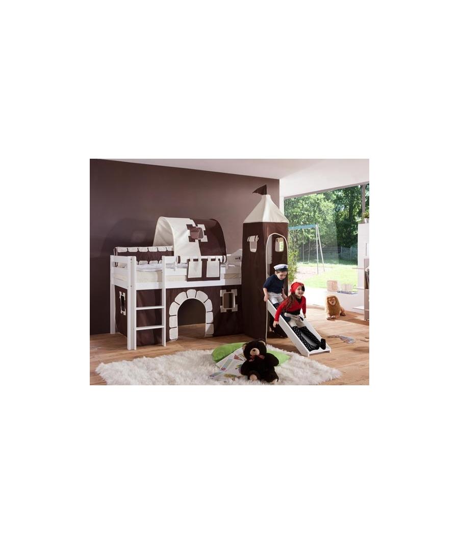 hochbetten mit rutsche innenr ume und m bel ideen. Black Bedroom Furniture Sets. Home Design Ideas