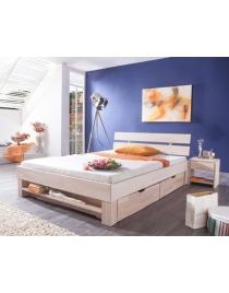 Holzbett Schlafzimmer