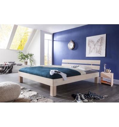 Doppelbett Schlafzimmer Holz