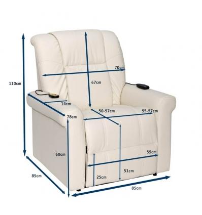 fernsehsessel mit aufstehhilfe braun. Black Bedroom Furniture Sets. Home Design Ideas