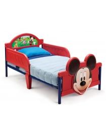 Kinderbett Micky Maus