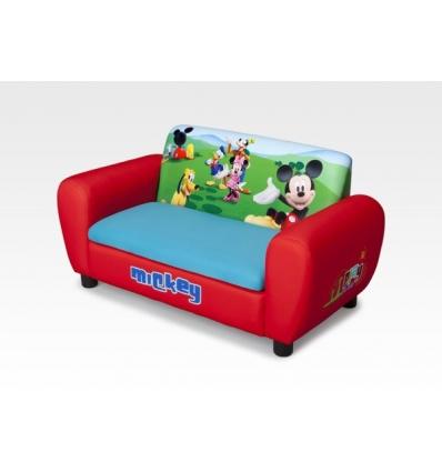 kindersofa micky maus. Black Bedroom Furniture Sets. Home Design Ideas