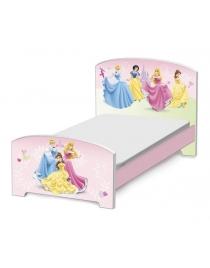 Disney Prinzessin Bett