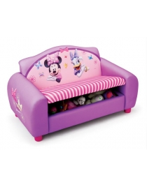 Kindersofa Minnie Mouse