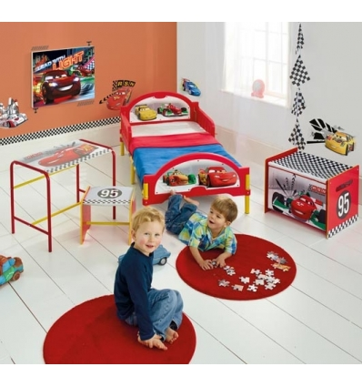 kinderzimmer disney cars. Black Bedroom Furniture Sets. Home Design Ideas