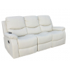 3ER RELAX SOFA MIT MASSAGE DUX