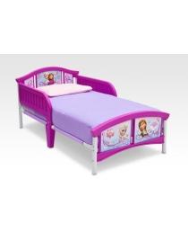 Kinderbett  Elsa und Anna Die Eiskönigin
