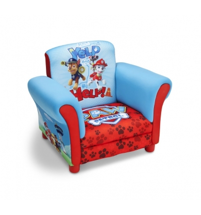kindersessel paw patrol die pfoten patrouille. Black Bedroom Furniture Sets. Home Design Ideas