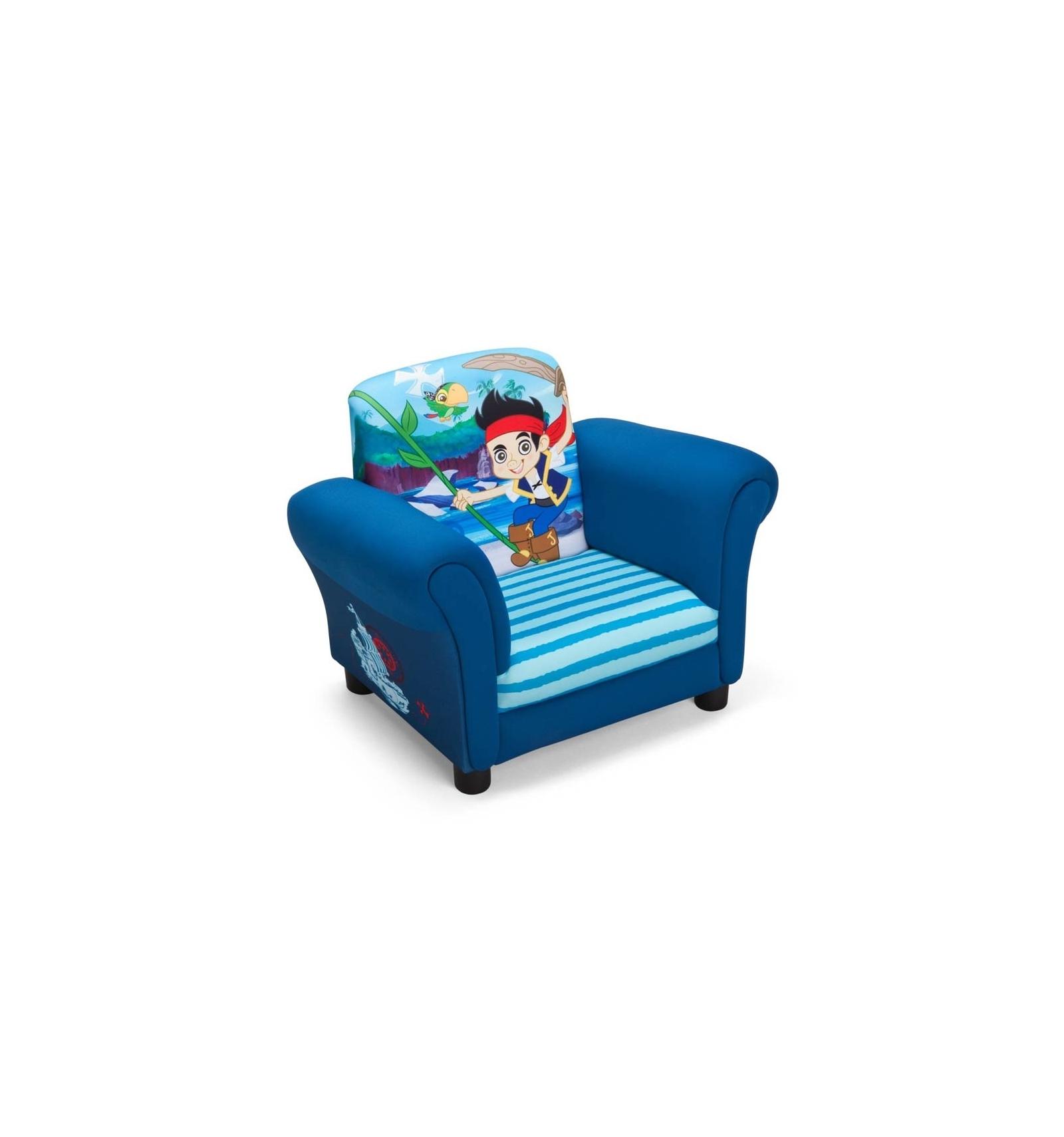 kinder sessel jake und die nimmerland piraten. Black Bedroom Furniture Sets. Home Design Ideas