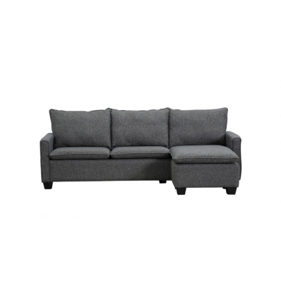 Sofa mit Chaiselongue
