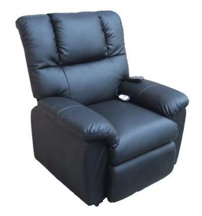 Sessel Schwarz mit aufstehhilfe