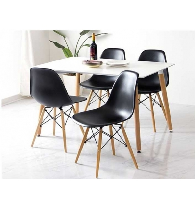 Stuhl Charles und Ray Eames