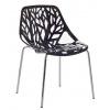 Optisch leichter Stuhl