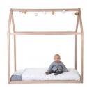 Kinderbett in Hausform