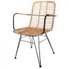 Stuhl im nordischen Stil