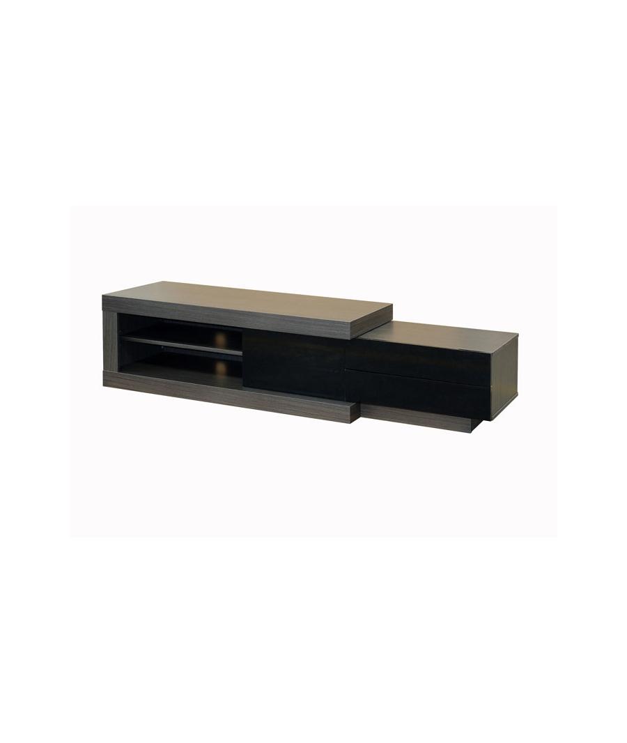 fernsehmobel elegant. Black Bedroom Furniture Sets. Home Design Ideas