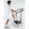 Oszillierende plattform ist speziell für den professionellen Gebrauch in Fitness konzipiert